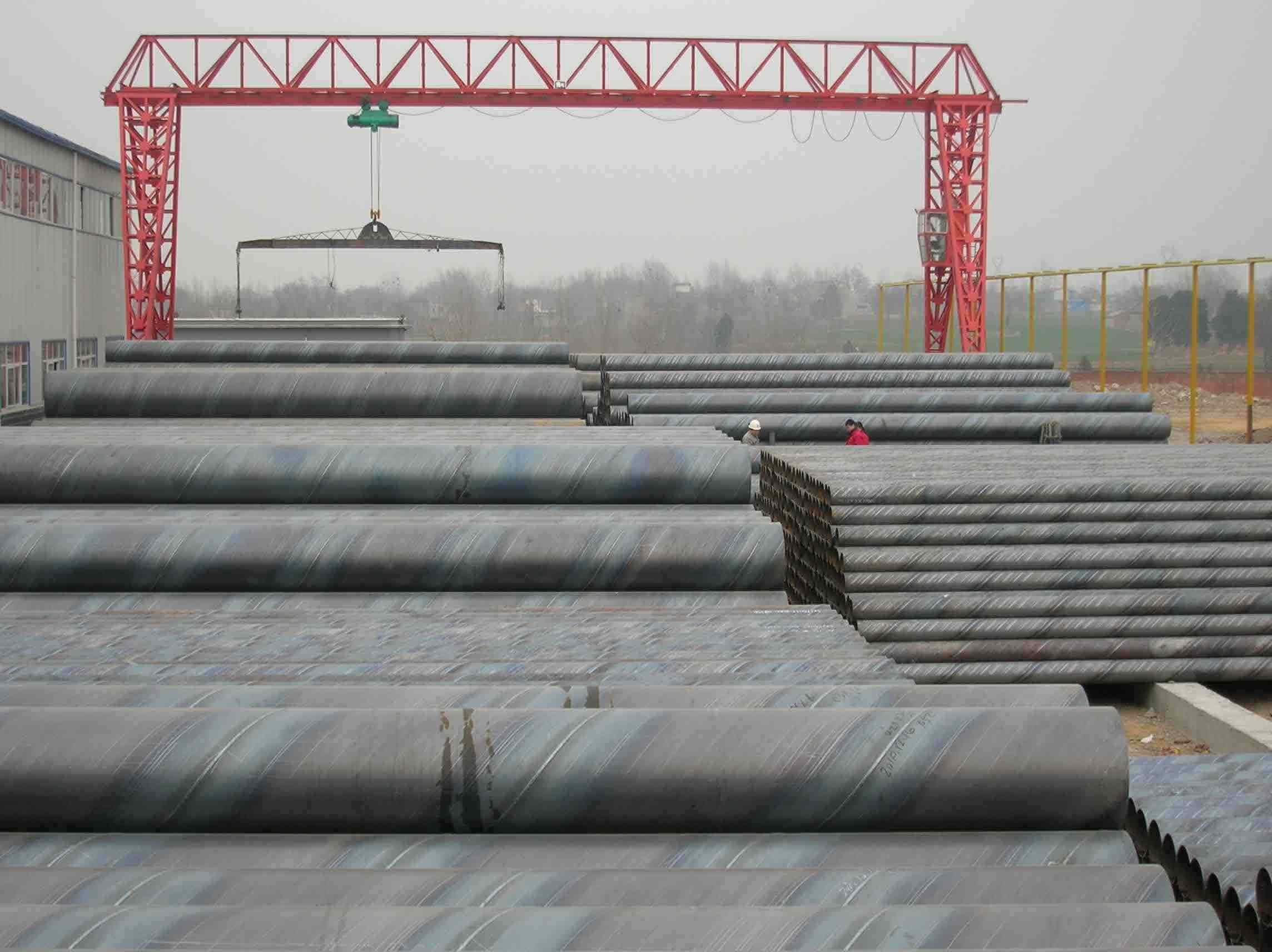 天津螺旋管螺旋管生产厂家螺旋管定尺定做大口径螺旋管定做