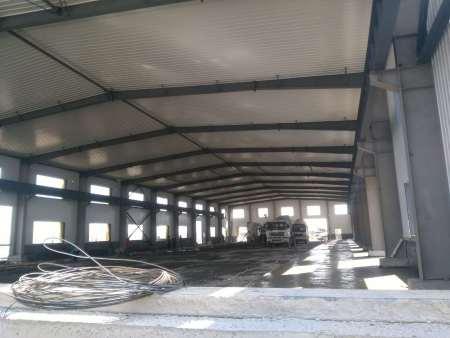 钢结构彩钢板厂房优选沈阳宏源装饰工程-钢结构彩钢板厂房生产厂家