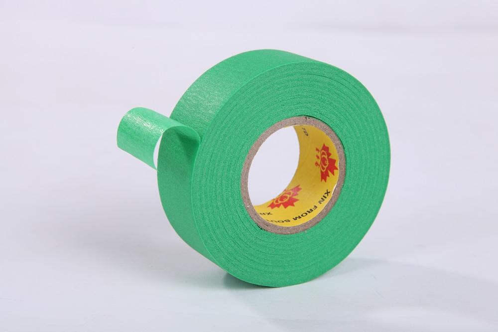 外墙美纹纸胶带厂家|郑州价位合理的绿色外墙胶带批售