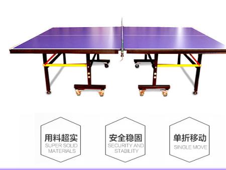 惠州折叠式乒乓球台,乒乓球台-惠州市富兴达体育设施有限公司