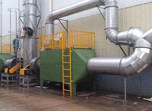 油漆活性炭净化器价格-河北活性炭废气净化器供应