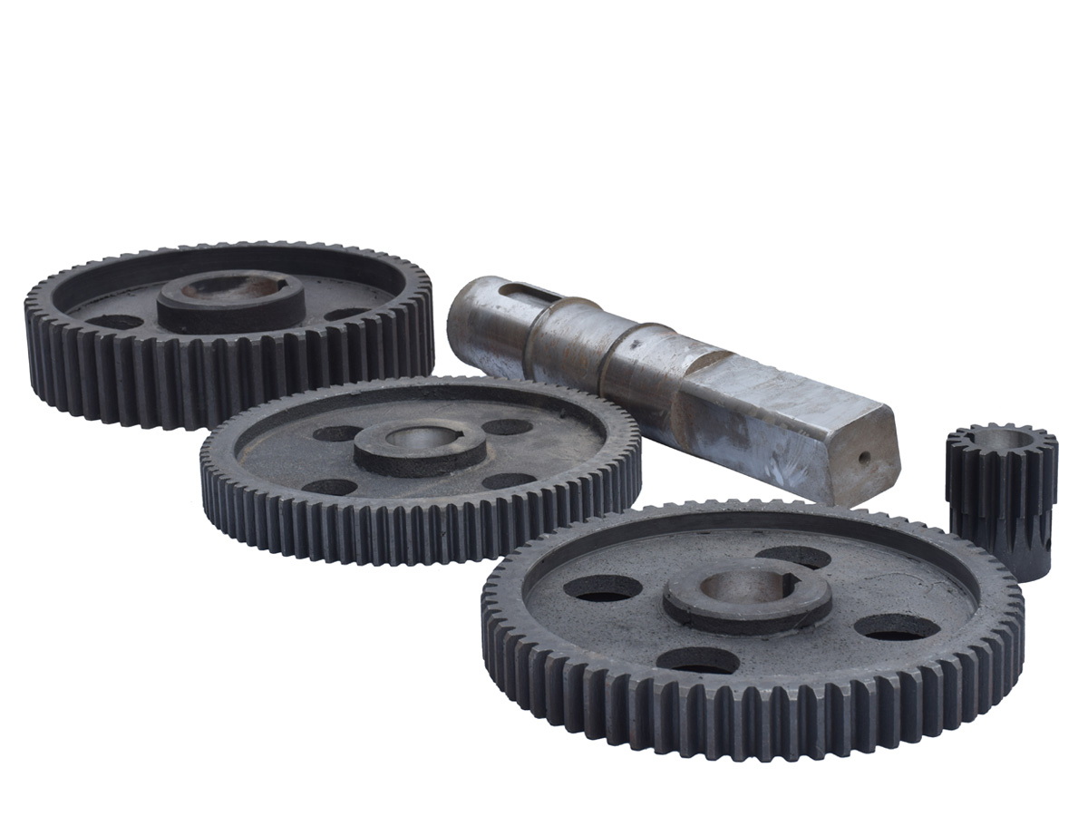 喷浆机齿轮轴厂家-价位合理的喷浆机齿轮轴通利机械供应