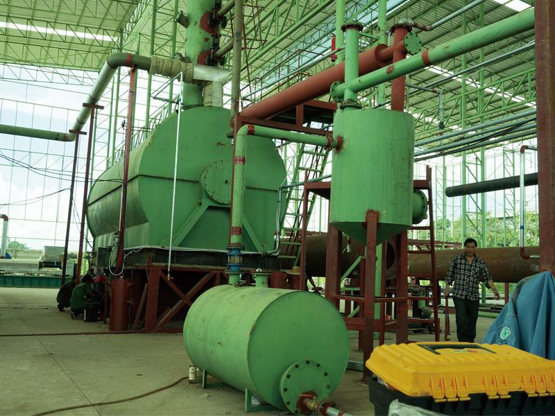 小型废机油炼油设备低价批发-品质好的小型废机油炼油设备,新乡市华音再生能源设备倾力推荐