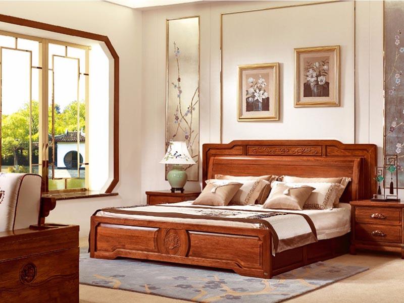 實木床價格_推薦濰坊品牌好的實木床