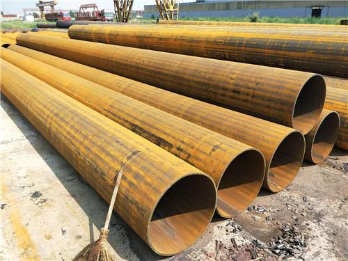 Q355C曲缝钢管