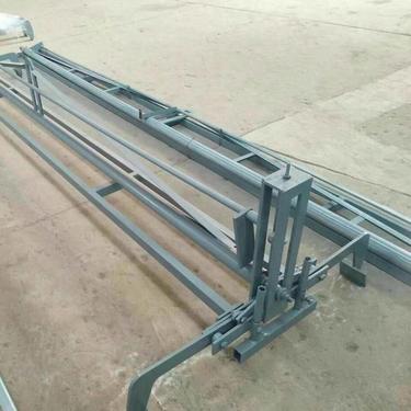 聚氨酯封边岩棉板吊装架价格_泊头市盈康彩钢配件_专业的岩棉板吊装架提供商