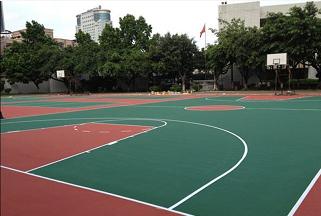 广东丙烯酸篮球场价格-厂家销售丙烯酸球场质量保证 量大价优