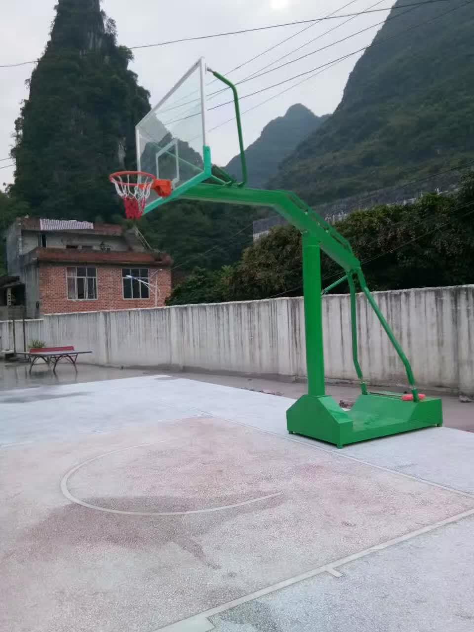 柳州篮球架厂家_南宁特色的广西篮球架