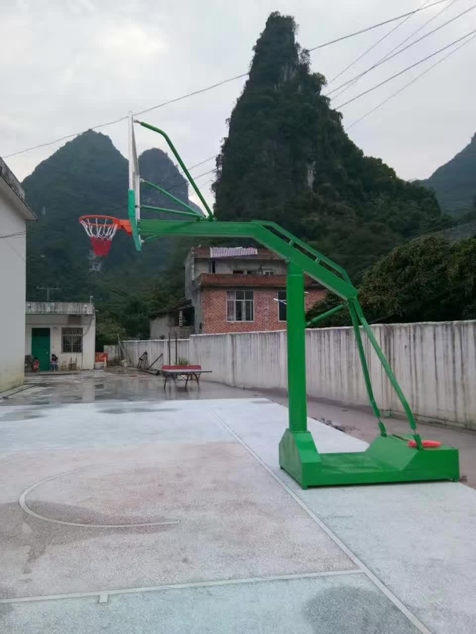 钦州哪里有篮球架卖-大量供应品质好的广西篮球架