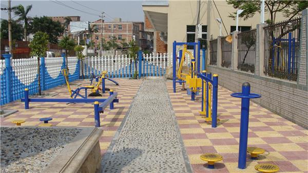 廣西健身路徑批發廠家_要買專業的廣西戶外健身器材,當選南寧飛躍體育