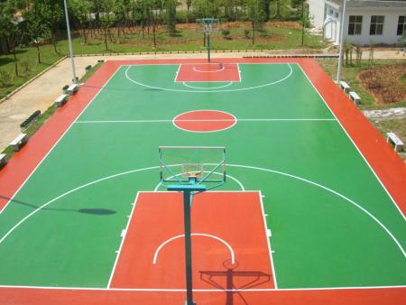 惠州硅pu丙烯酸球场_为您推荐力强体育有品质的硅PU球场