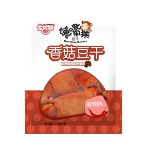 河南馋嘴猴豆干价格-金丝猴食品-知名的馋嘴猴豆干供货商