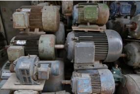 廢舊電機回收