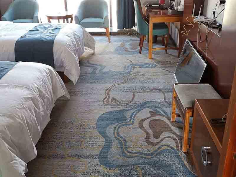 兰州地毯-甘肃酒店地毯哪家好