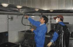 溧陽商用油煙機清洗-高水平的大型油煙機管道清洗推薦