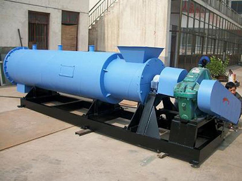 新型復混肥造粒機生產線