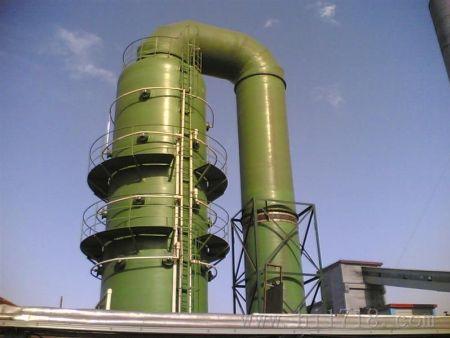 专业的河北钢厂玻璃钢脱硫塔提供商-河北广运