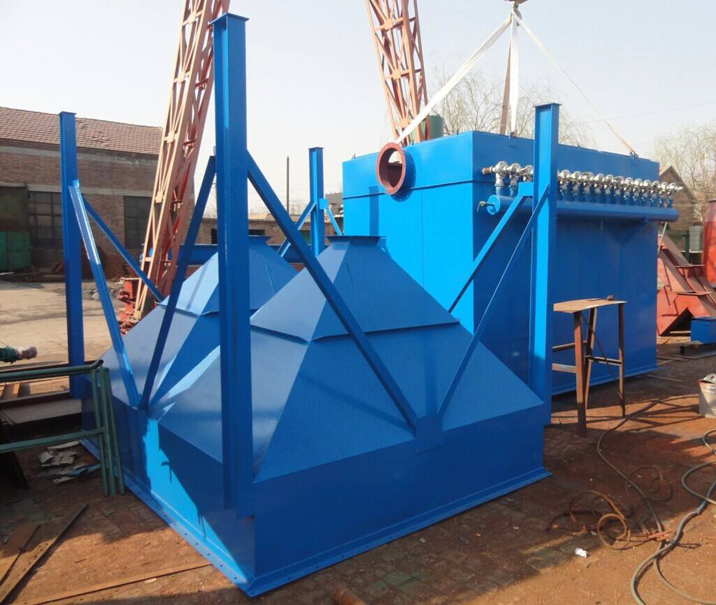 山東布袋除塵器定制-專業的鋼廠除塵器推薦