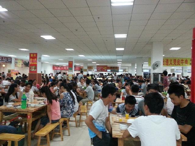 學校飯堂承包哪里有-貴陽可靠的黔南民族師范學院食堂服務公司是哪家
