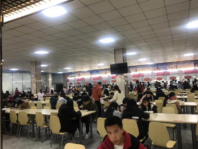 貴州四川學校食堂承包-貴州泰華后勤管理供應信譽好的四川學校食堂承包服務