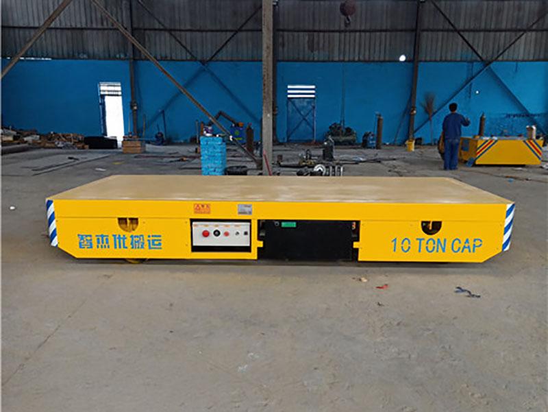 长沙无轨电动平车_河南智杰优搬运设备提供有品质的无轨电动平车