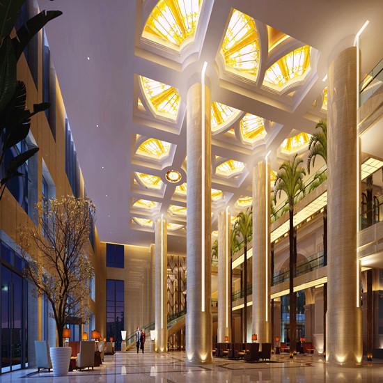 酒店項目拿到后如何找設計公司?鄭州星級酒店設計公司哪家好