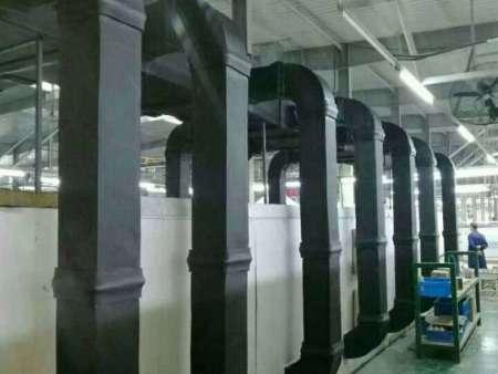 沈陽中央空調保溫工程