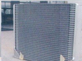 摊铺机换热器