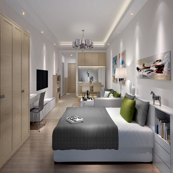 河南鄭州公寓怎么設計?鄭州公寓裝修需要注意那些事項