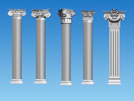 GRC罗马柱,广西罗马柱生产厂家