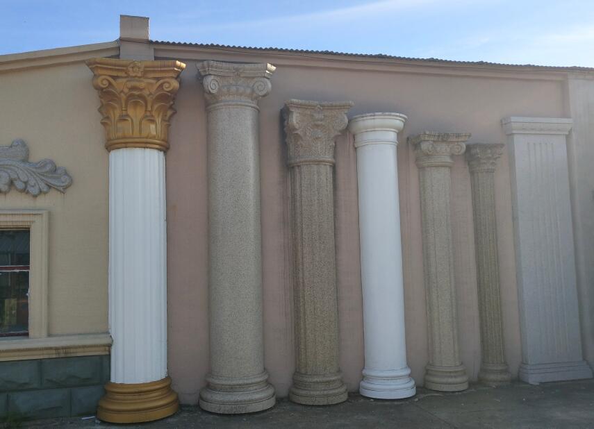 南寧羅馬柱廠家-廣西品質好的廣西GRC羅馬柱供應