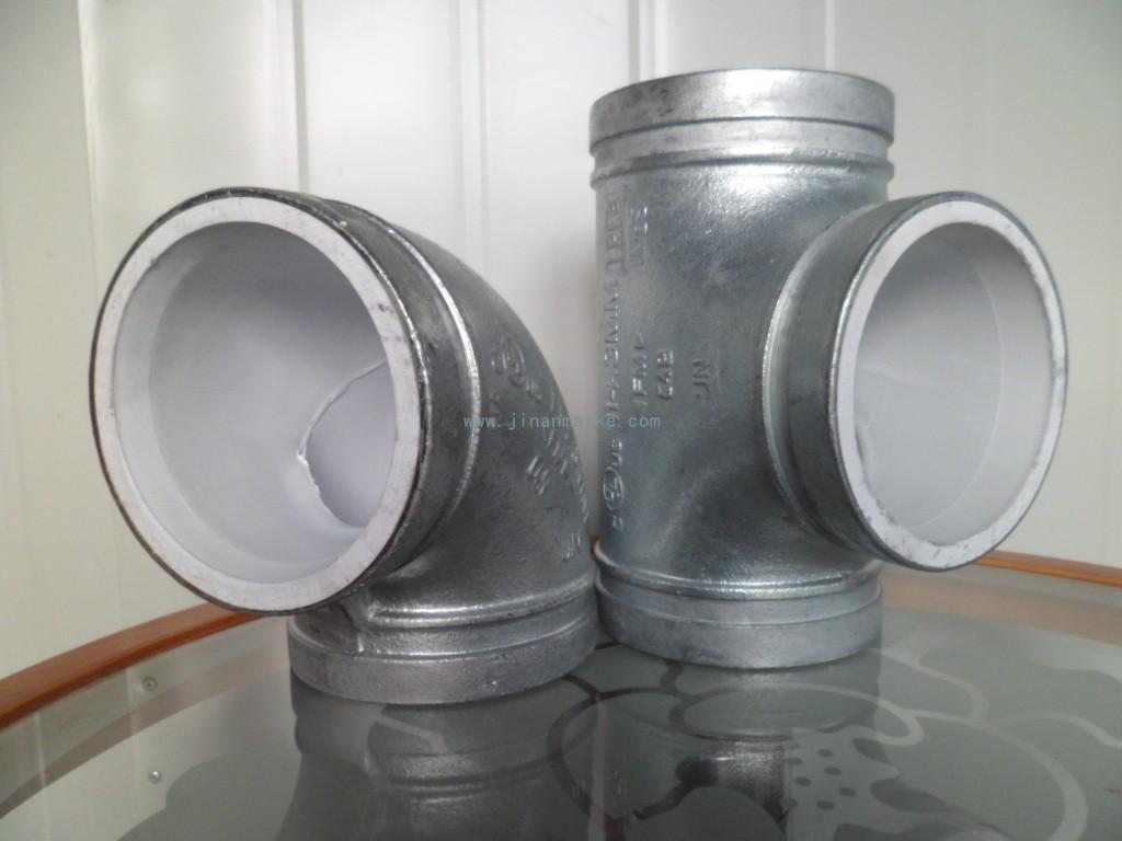 甘肃沟槽管件报价-甘肃具有口碑的兰州沟槽管件供应