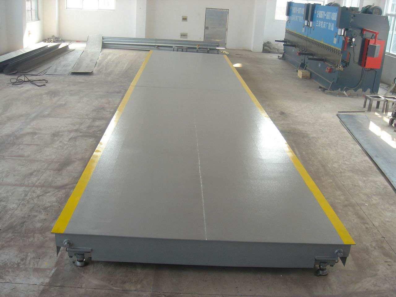 阿勒泰10吨电子地上衡-推荐新疆电子地上衡-就选天山电子衡器