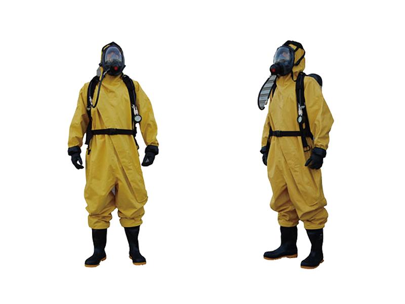 重型防化服|全封闭轻型防化服【德瑞尔】品质保证