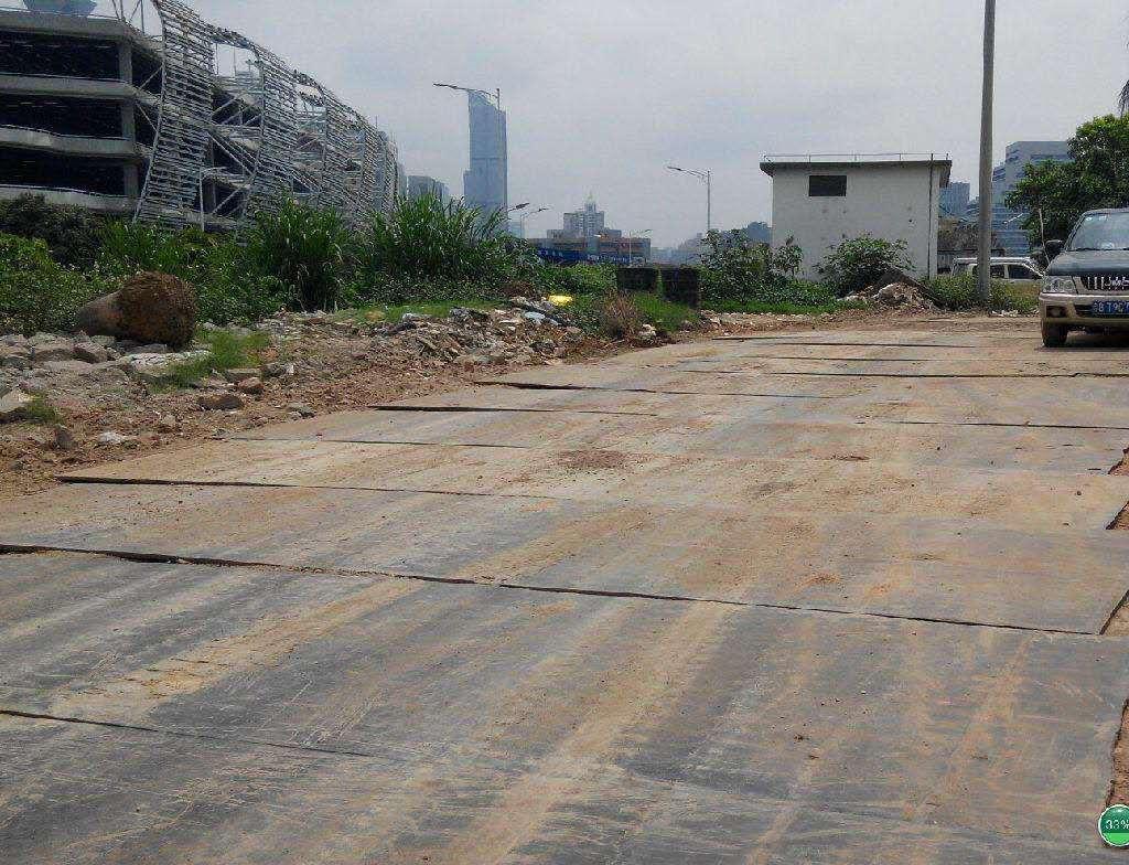 铺地钢板租赁公司_河南华夏专业提供可靠的铺地钢板租赁