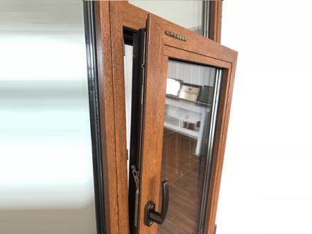 牡丹江鋁包木門窗為什么節能