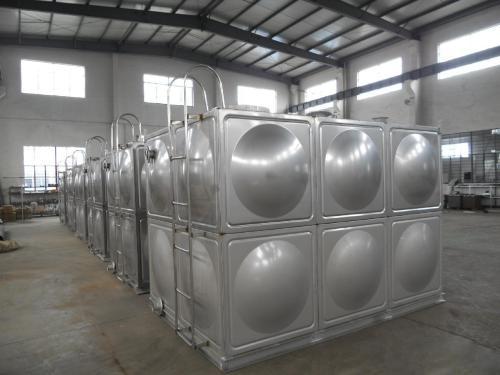 黑龍江不銹鋼水箱|黑龍江不銹鋼水箱廠家-譽新工程機械設備