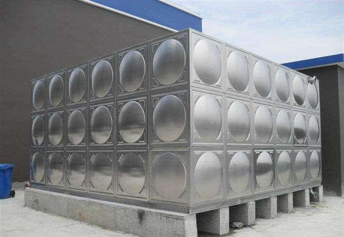黑龍江不銹鋼水箱專業供應商|內蒙不銹鋼水箱廠家-譽新工程
