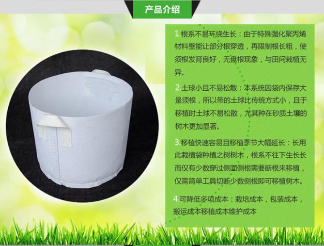 濮阳植树袋-专业植树袋生产厂家就是郑州纯挚环保科技有限公司