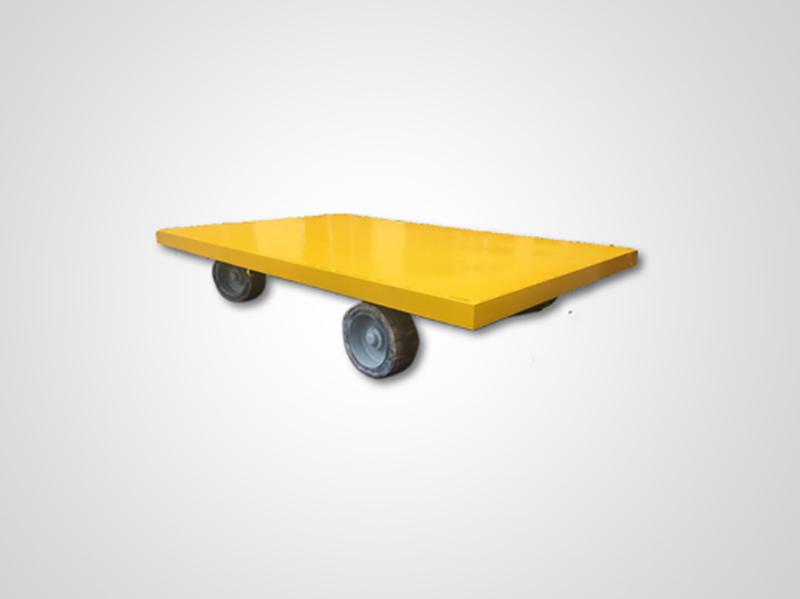 智傑優平板拖車無動力護欄式拖車無動力箱式拖車