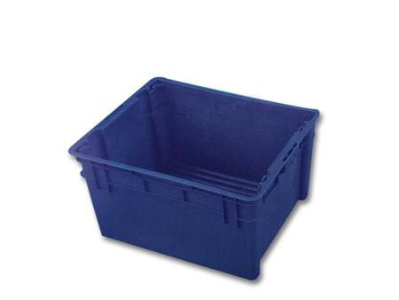 如何清洗塑料周转箱上的污渍