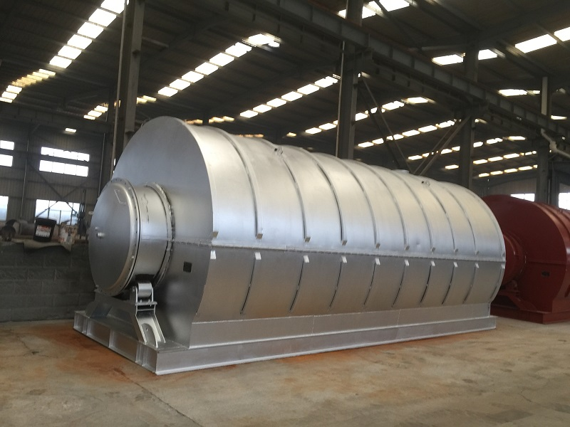 价位合理的废塑料炼油裂解设备的厂家-有实力的废塑料炼油裂解设备的厂家就是新乡市华音再生能源设备