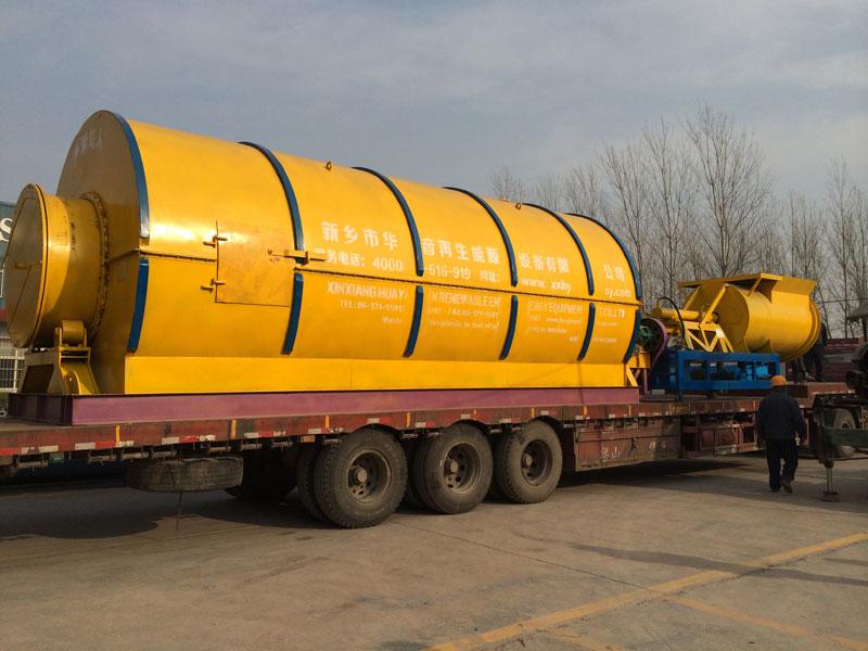 废塑料炼油裂解设备的供应厂家_河南废塑料炼油裂解设备的厂家特色