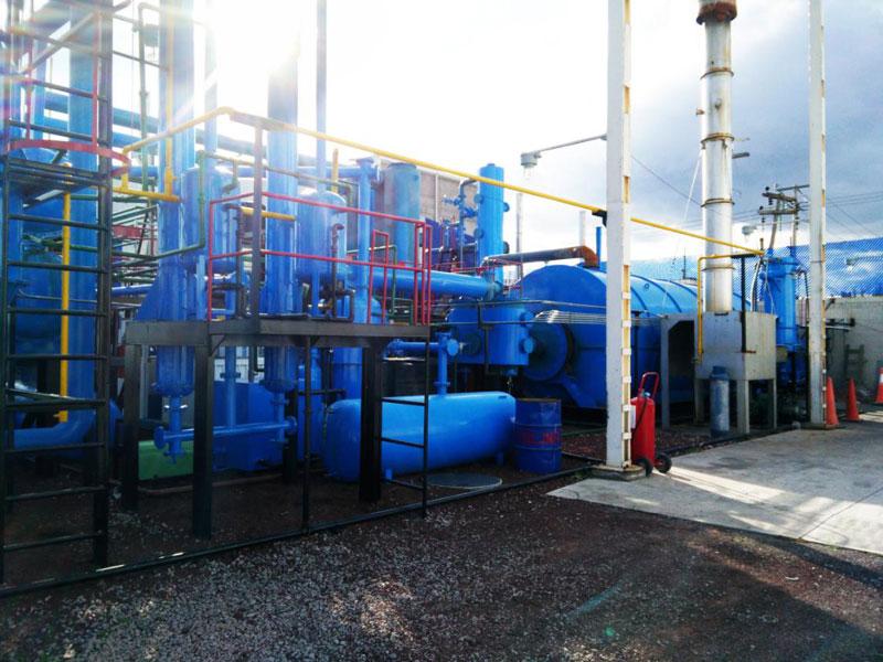 供销废塑料炼油裂解设备的厂家|有信誉度的废塑料炼油裂解设备的厂家当属新乡市华音再生能源设备