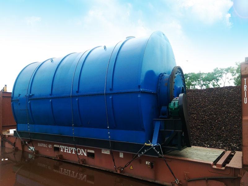 废塑料炼油设备哪款好用