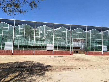 玻璃温室工程,玻璃温室设计,玻璃温室建造商