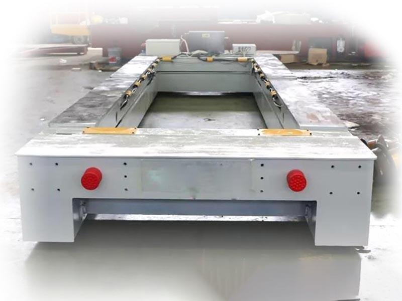 轨道液压平车价格-供应新乡品质好的升降电动平车
