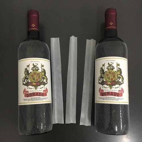 酒瓶網套|紅酒網套|酒瓶保護套|紅酒保護網套|源東彙塑料網套