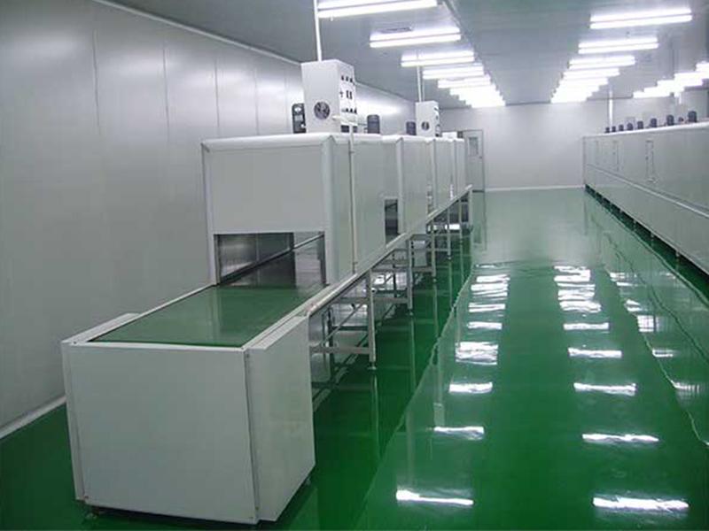无锡食品日化车间净化|温州坤宏净化优良的食品日化车间净化推荐