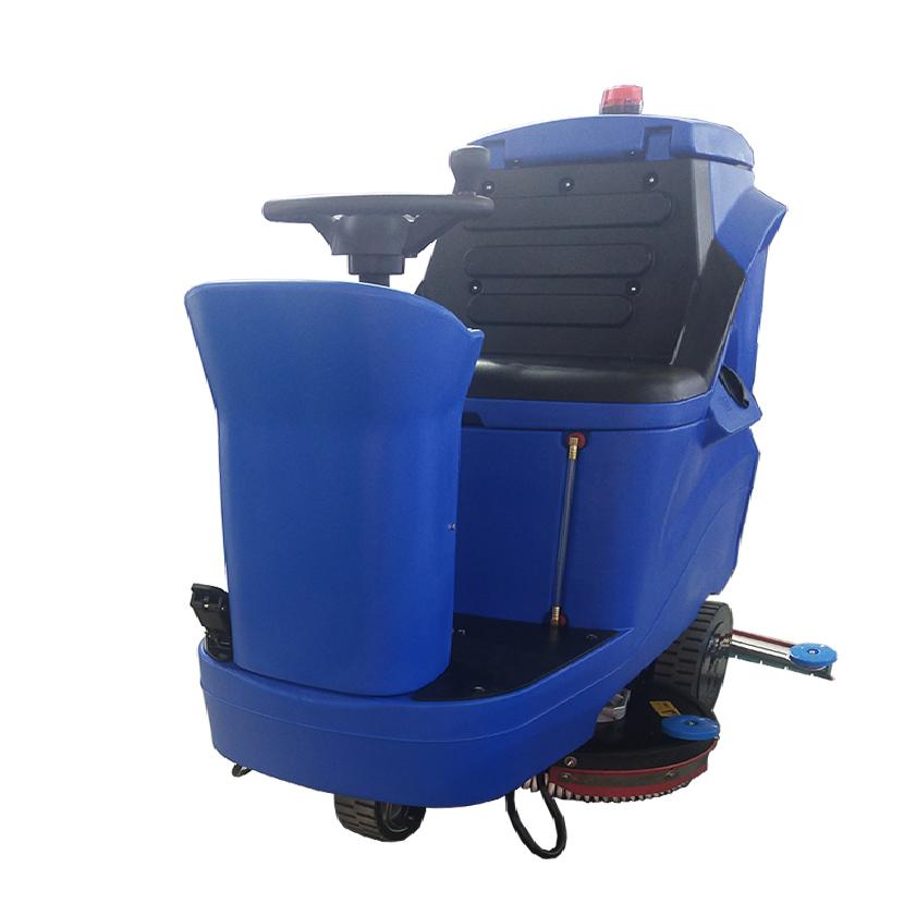 郑州高性价驾驶式洗地机哪里买-手推式洗地机厂家